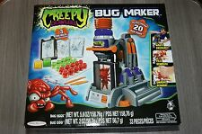 CREEPY CRAWLERS BUG MAKER SET BRAND NEW! JAKKS PACIFIC AGE 8+ WITH 20 BUG EGGS