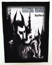 ELECTRIC WIZARD BACKPATCH / SPEED-THRASH-BLACK-DEATH METAL