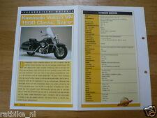 LM26- KAWASAKI VULCAN VN 1500 CLASSIC TOURER INFO MOTORCYCLE,MOTORRAD,MOTORFIETS