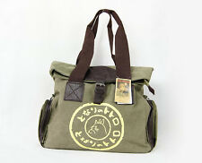 My Neighbor Totoro Canvas School Shoulder Bag-268
