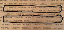 Genuine Set Rocker Valve Cover Gaskets For Nissan Skyline  R32 R33 R34 RB26 RB25