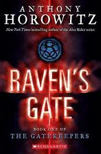 The Gatekeepers: Raven's Gate 1 by Anthony Horowitz (2006, Paperback)