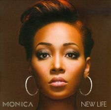 New Life [Deluxe Edition] by Monica (CD, Apr-2012, RCA)