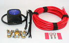 NARVA 61092 140 AMP 12 VOLT ISOLATOR AND WIRING KIT DUAL BATTERIES 4X4 CAMPER
