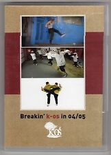 (GJ257) K-os, Breakin' k-os in 04/05 - 2004 DJ DVD