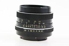 Rollei Porträt Objektiv 2.8 85mm QBM