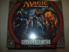 Magic the Gathering MTG 2012 CORE SET (M12) Factory Sealed Fat Pack - Brand New
