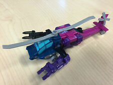 Transformers G1 1987 SPINISTER figure complete targetmaster hasbro takara CHEAP