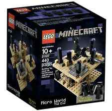 LEGO® MINECRAFT™ 21107 Micro World - Das Ende NEU OVP_The End New MISB NRFB