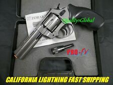 "FILM TV PRO FV METAL FUME ATAK 4.5"" REVOLVER MOVIE PROP REPLICA GUN WALKING DEAD"