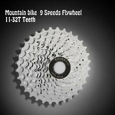Bicycle Mountain 11-32T Teeth Crankset Cycling Part Speed Cassette Flywheel W0H7