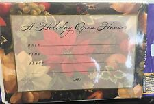 Holiday Open House Invitations, Brand New