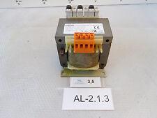 Schimdbauer 09736A Transformator  Prim. 460V Sec. 115V, 18V, 10V unused