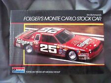Folgers Monte Carlo model kit Factory Sealed