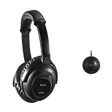 Azden DW-05 MOTO 2.4GHz Digital Wireless Headphone & Transmitter