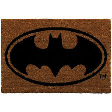 Batman - Classic Logo Coconut Fibre Door Mat - New & Official DC Comics