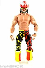 Macho Man Randy Savage WWE MATTEL ELITE 38 WWF WCW NWO Wrestling FIGURE- s38