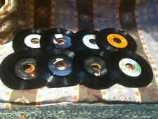 "45 RPM 7"" Vinyl Records, CountryWestern lots of 100"