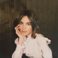 Alexa Chung Marks And Spencer Ruffle Pink Harry Blouse 12