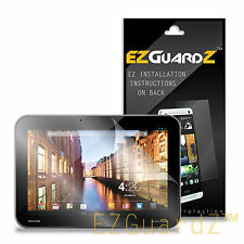 2X EZguardz Clear Screen Protector Shield 2X For Toshiba Excite Pro