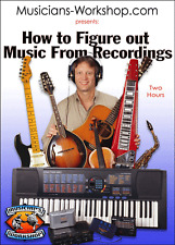 How to Figure Out Music from Recordings (DVD)