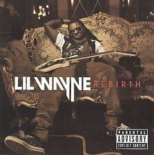 Lil Wayne-Rebirth [PA] (CD, Dec-2009, Motown)