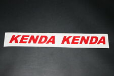 #169 COPERTONE Kenda Tyre PNEU CROSS MOTO ADESIVO STICKER DECAL bapperl RACE