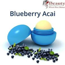 Smooth Blueberry Acai Natural Moisturizing  Plant Lip Balm - 7g
