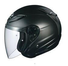 NEW OGK KABUTO AVAND2 FLAT(MATT) BLACK L Large  Open Face Helmet Japanese Model