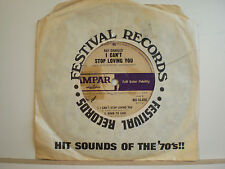 45 Vinyl Records Ray Charles EP I Can't Stop Loving You