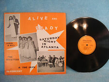 The Joyettes & the Jays In Concert, Alive and Ready, Alaskeegee Joy AU 4741