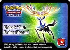 Pokemon TCG Xerneas Online Promo Code Card From 2014 Spring Tin