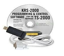 RT-SYSTEMS KRS-2000 USB Cable & RT Systems Software TS-2000