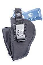 Nylon OWB Belt Gun Holster for Ruger SR45