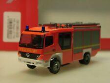 Herpa Mercedes Atego Ziegler Z-Cab HLF 20, Feuerwehr - 091060-002 - 1/87