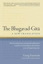 The Bhagavad-Gita: A New Translation,