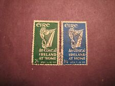 Ireland Scott# 147-48 Irish Harp 1953 C36