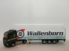 MERCEDES ACTROS MP4 STREAMSPACE SEMI FRIGO WALLENBORN ELIGOR 1/43 Ref 115071