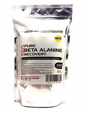 2.2lb (1000g) 100% BETA ALANINE POWDER KOSHER -RECOVER- HPLC PHARMACEUTICAL USP