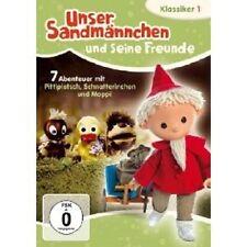 UNSER SANDMÄNNCHEN UND SEINE FREUNDE DVD NEU