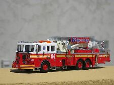 CODE 3 FDNY TOWER LADDER 84 - 'CLOSE TO THE EDGE'- KITBASH- AWESOME!!!