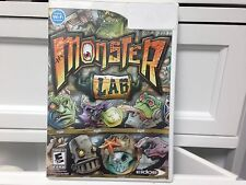 ** Monster Lab (Nintendo Wii, 2008) Free Shipping!