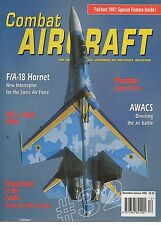 MiG v Sabre North Korea SENTRY  Combat Aircraft Magazine December - January 1998