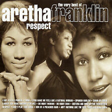 Respect: Very Best Of by Aretha Franklin (CD, Jun-2002, Wea)