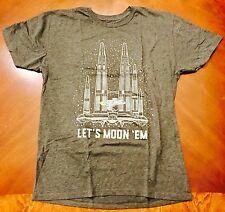 "Loot Cargo Crate - QmX Serenity Firefly ""LET'S MOON 'EM"" T-SHIRT (Size: XL)"