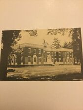 Old Postcard 1938's The Moulton Union Bowdoin College Brunswick Maine Rare