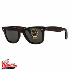 RAY-BAN ORIGINAL WAYFARER SUNGLASSES RB2140 902 Tortoise Frame 50mm
