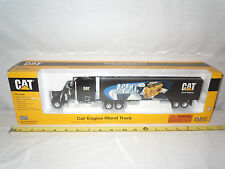 Caterpillar C-15 Acert Engine Technology Peterbilt Mural Semi  1/50th Scale