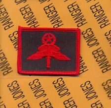 US Army Master Military Freefall Airborne LEGACY VETERANS Motorcycle wing patch