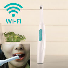 WiFi 1 MP HD Oral Camera Mini Wireless Dental Intraoral For Phone Windows PC PM